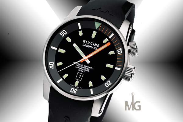 Glycine watch