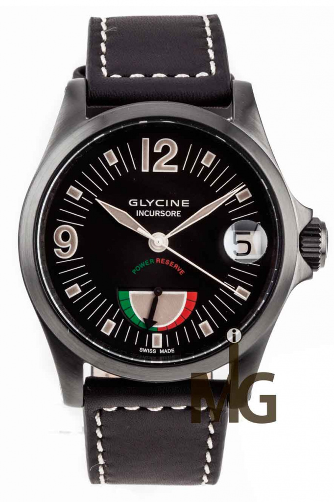 Glycine-Incursore-46mm-Power-Reserve